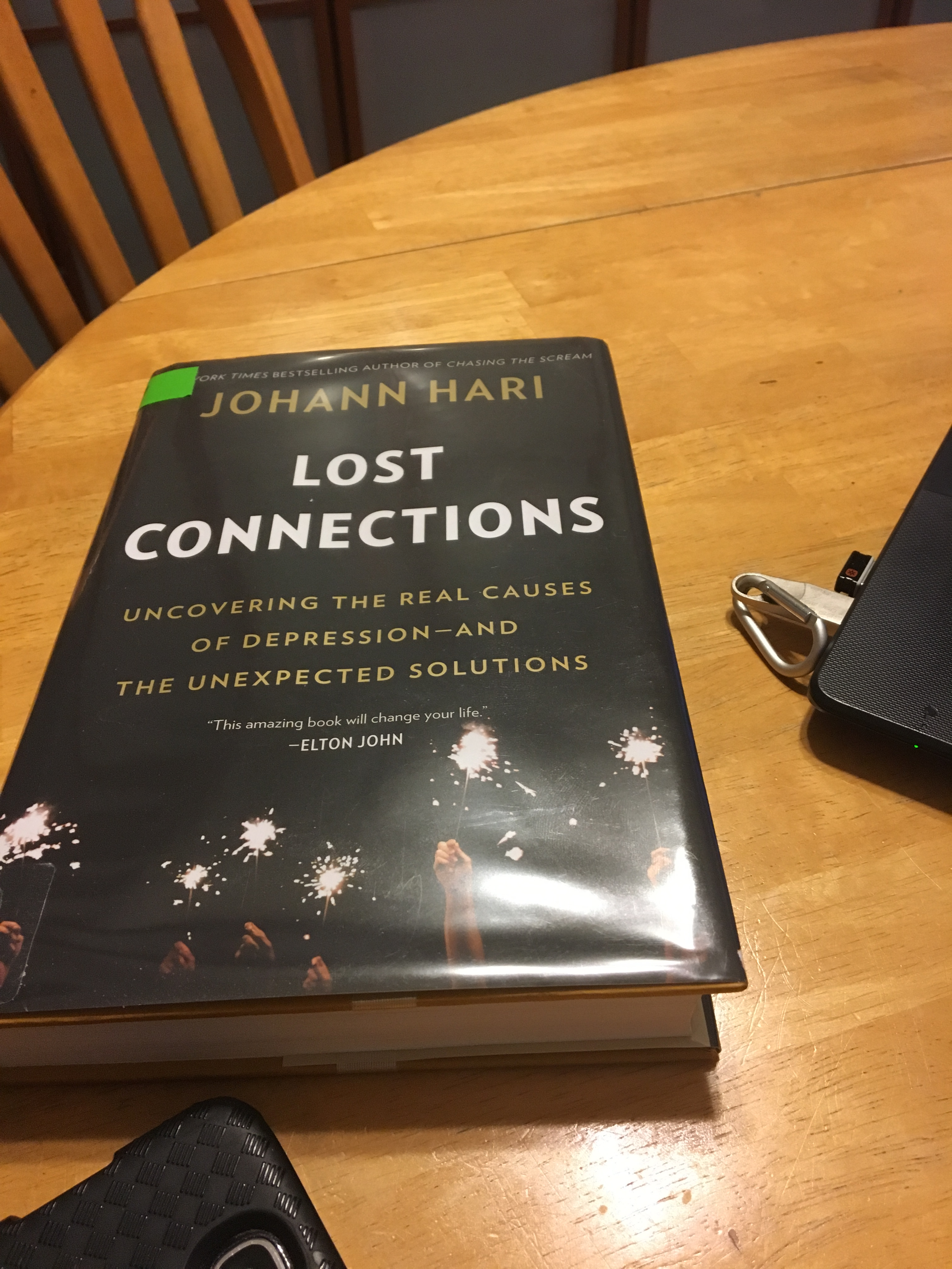 Book Review: Lost Connections by Johann Hari – Jeremy C Kester